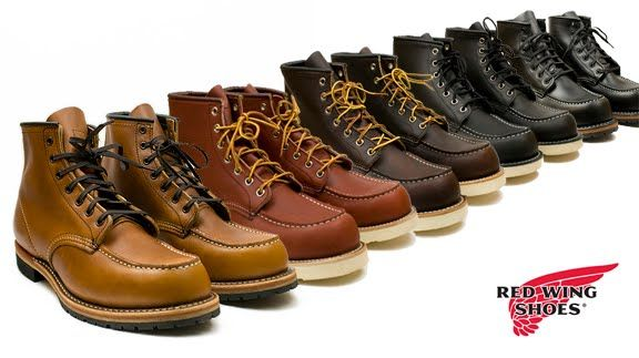 Red Wing Boots Catalog - Boot Ri