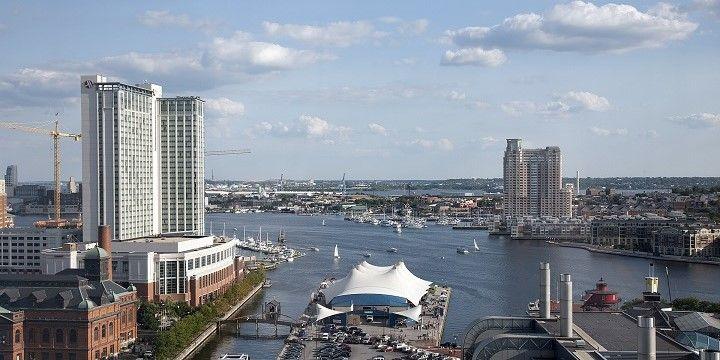 Harbor, Baltimore, Mid-Atlantic, USA, North America