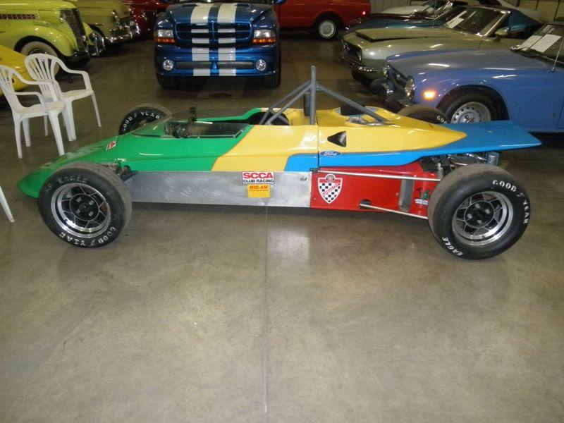 1978 LOLA T-440 FORMULA FORD RACING CAR - www.kouryinvestments.com ...