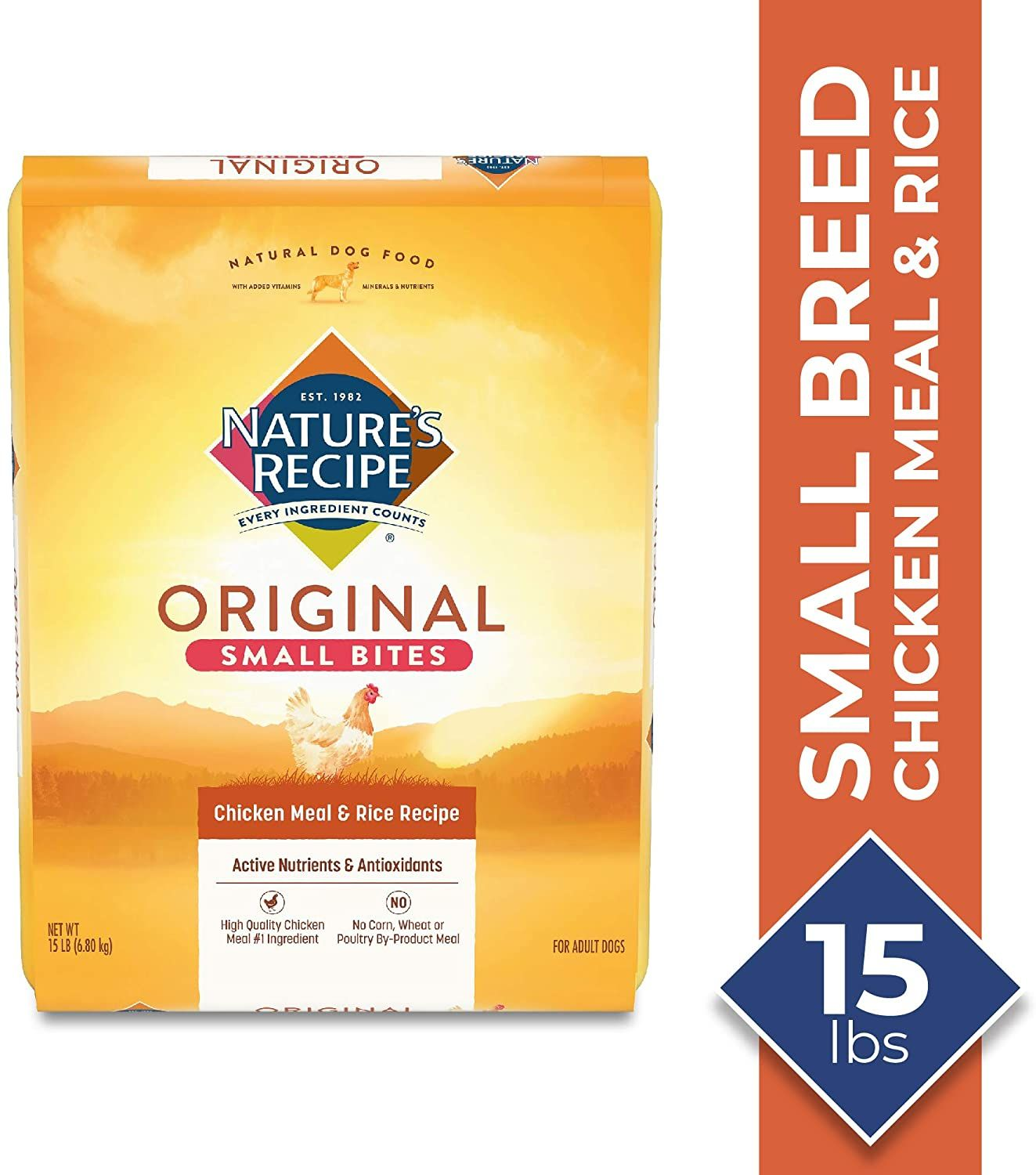 Natures Recipe Small Bites Dry Dog Foodchicken Meal Amprice Recipe Pounds Pet Supplies Amazon Affiliate Link Click Dry Dog Food Small Bites Best Dry Dog Food