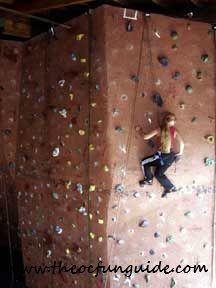 Climb X Is An Indoor Rock Climbing