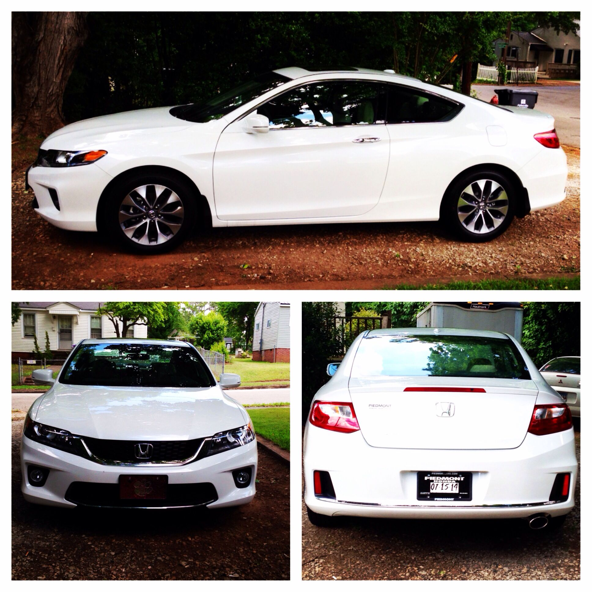 My Brand In New 2017 Honda Accord Coupe 2016 Sport