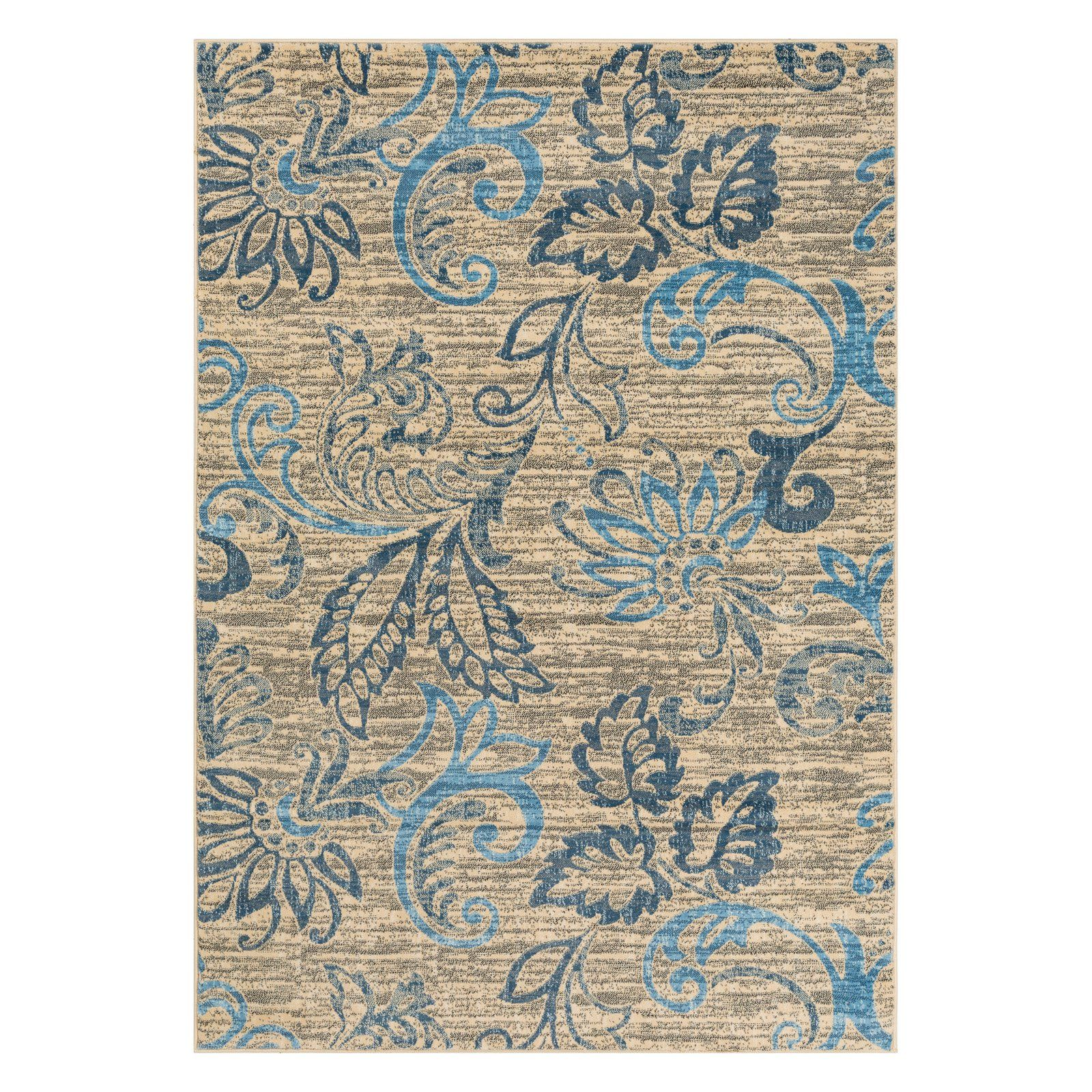 Surya Riley RLY-5109 Indoor Area Rug #tropicalpattern