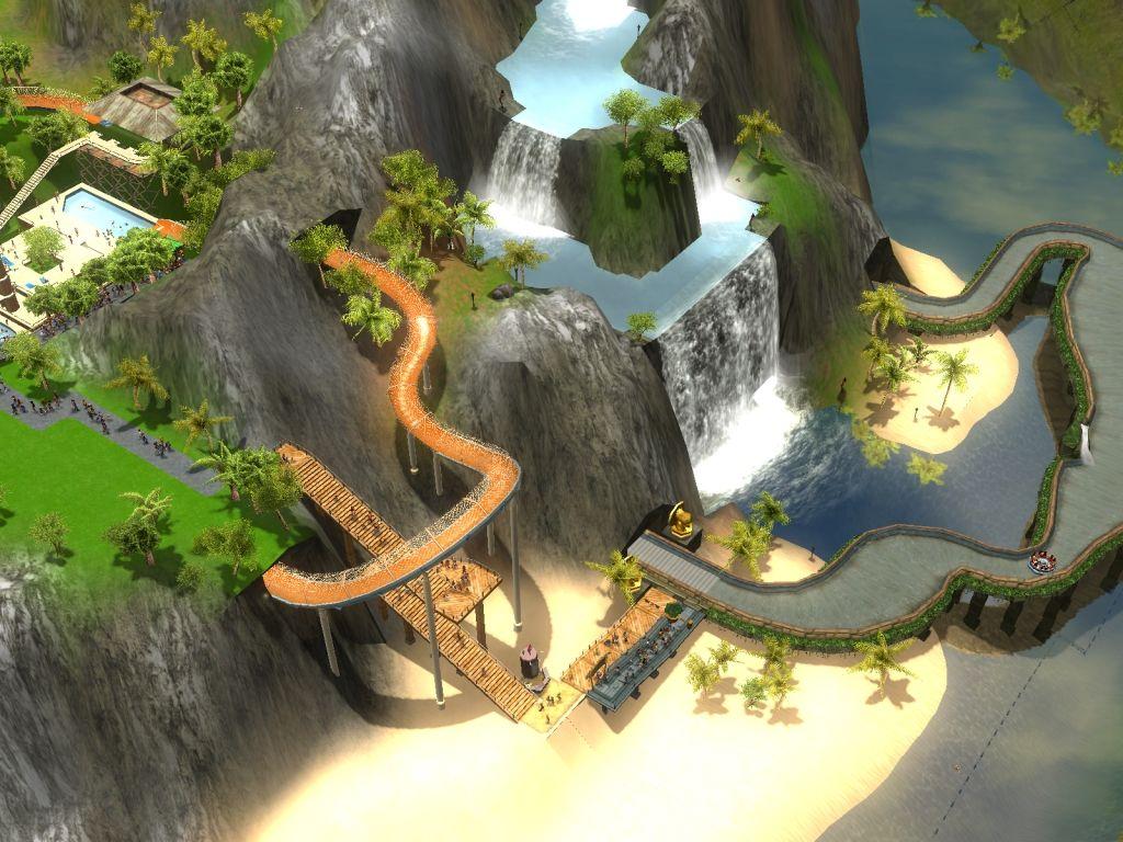 RollerCoaster Tycoon 3: Soaked! - RCTgo | nerd stuff  | Roller