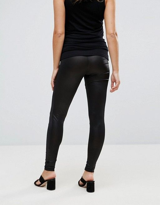 c1a17f8ae7215 Discover Fashion Online Wet Look Leggings, Black Leggings, Maternity  Leggings, Online Shopping Clothes
