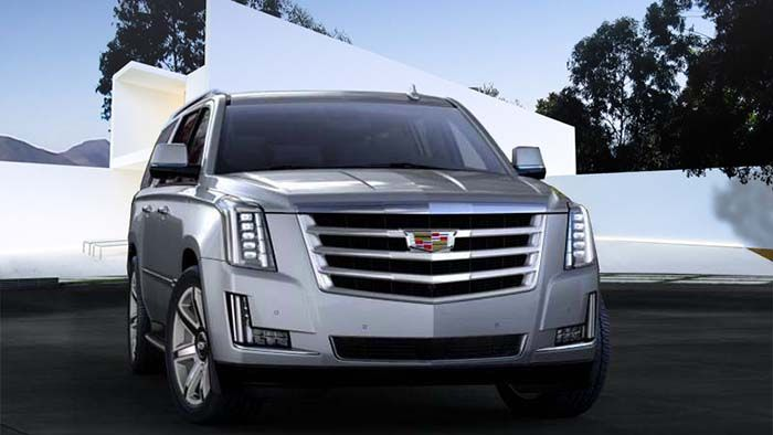 The 2018 Cadillac Escalade New Changes Release Date Price Is