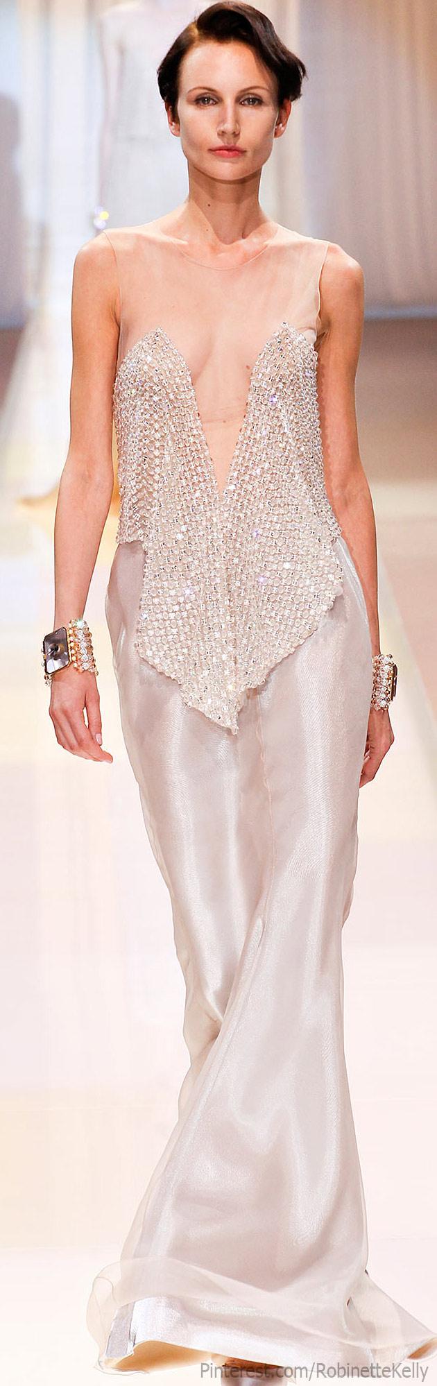 Armani Privé Haute Couture | F/W 2013