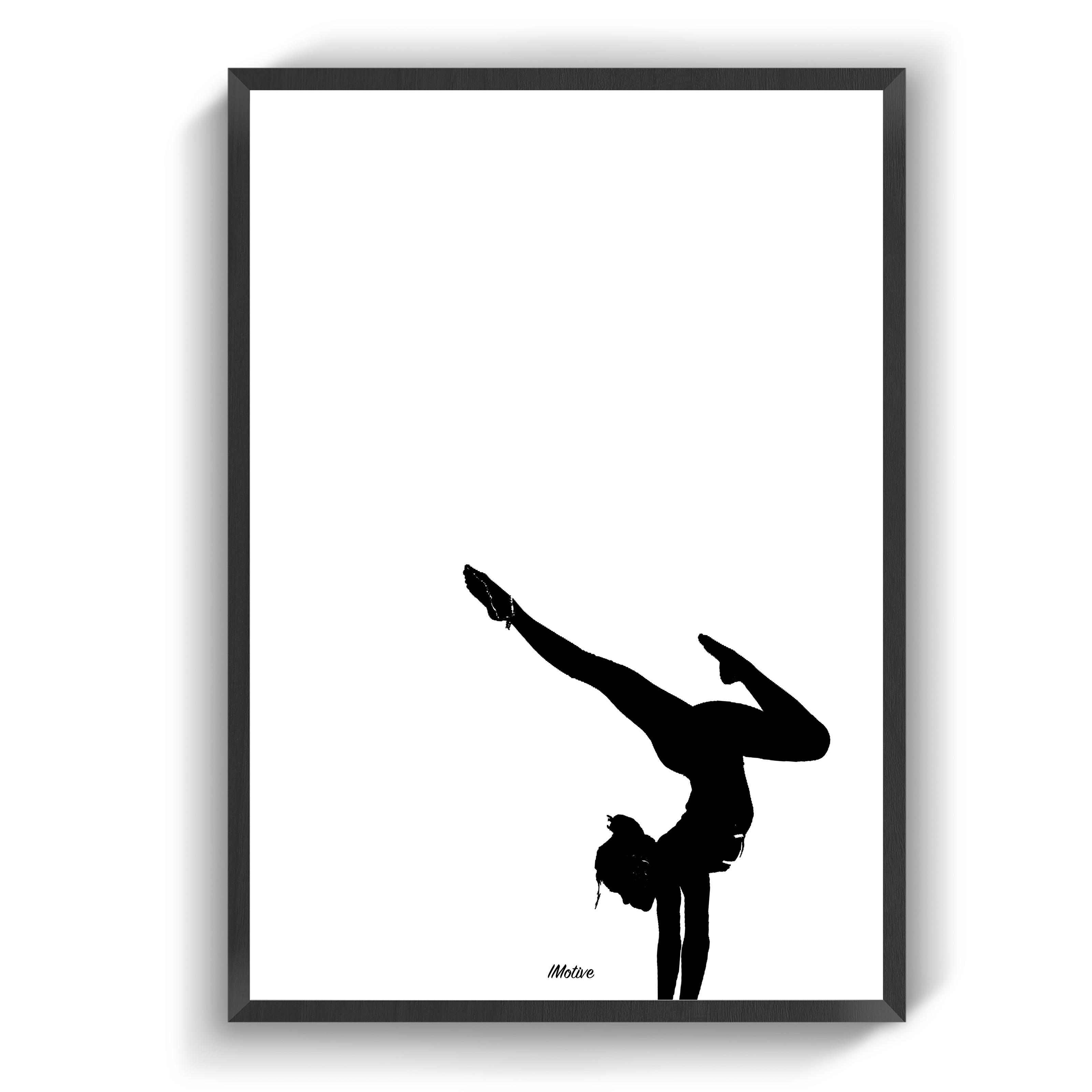 Yoga V 1 Med Billeder Plakater Billeder Farver