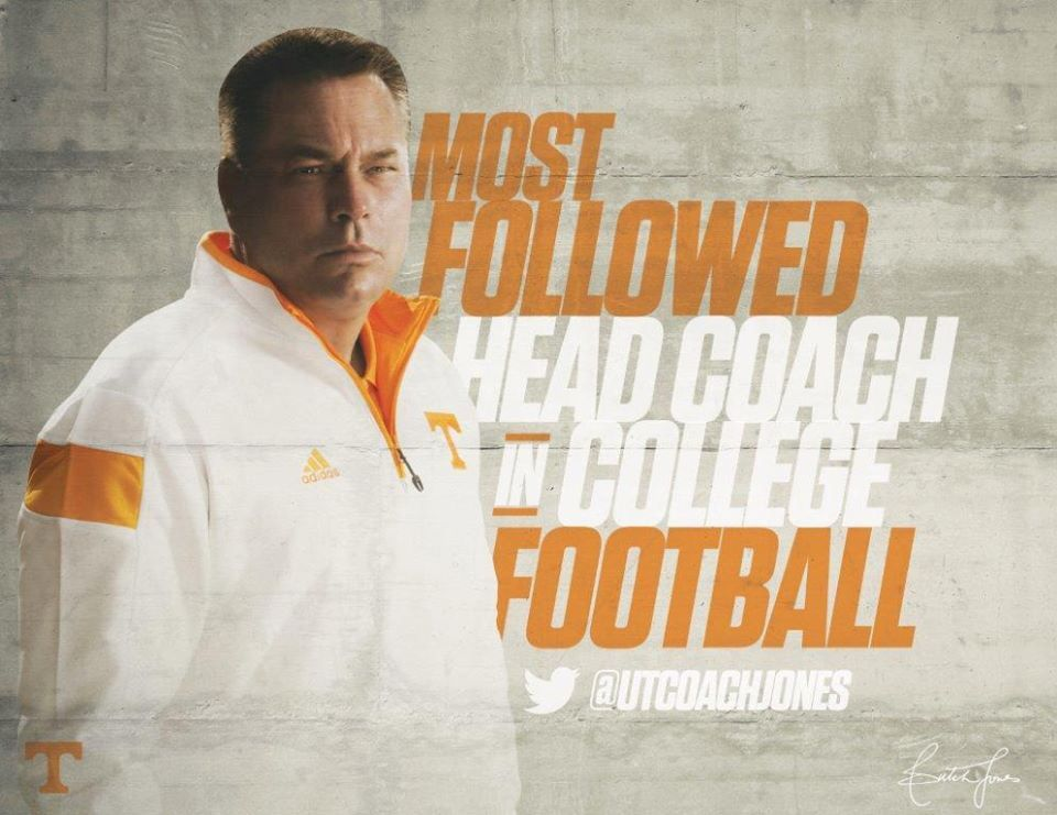 Thank you Coach bUTch Jones! Brick by brick!