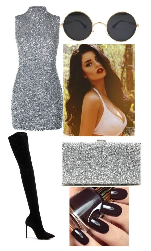 """""""Double bubble disco queen"""" by victoria1221 ❤ liked on Polyvore featuring Harrods, Oscar Tiye and Sole Society"""