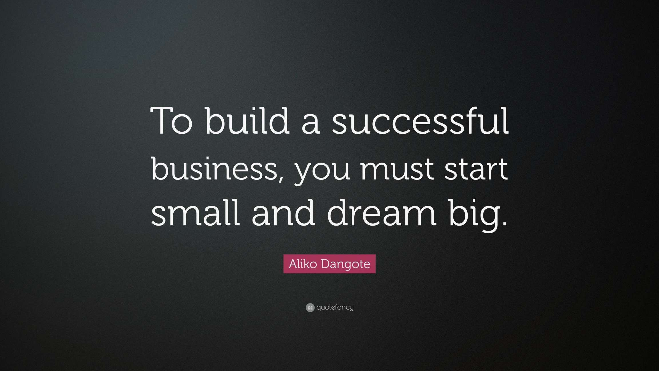 Business Quotes Success