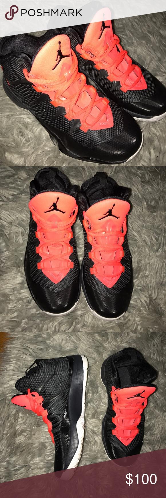 Nike Air Jordan Ln4 Red Coral