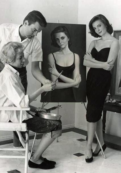 Margaret Keane Natalie Wood