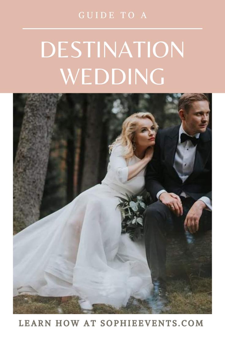 Destination Wedding Guide en 2020