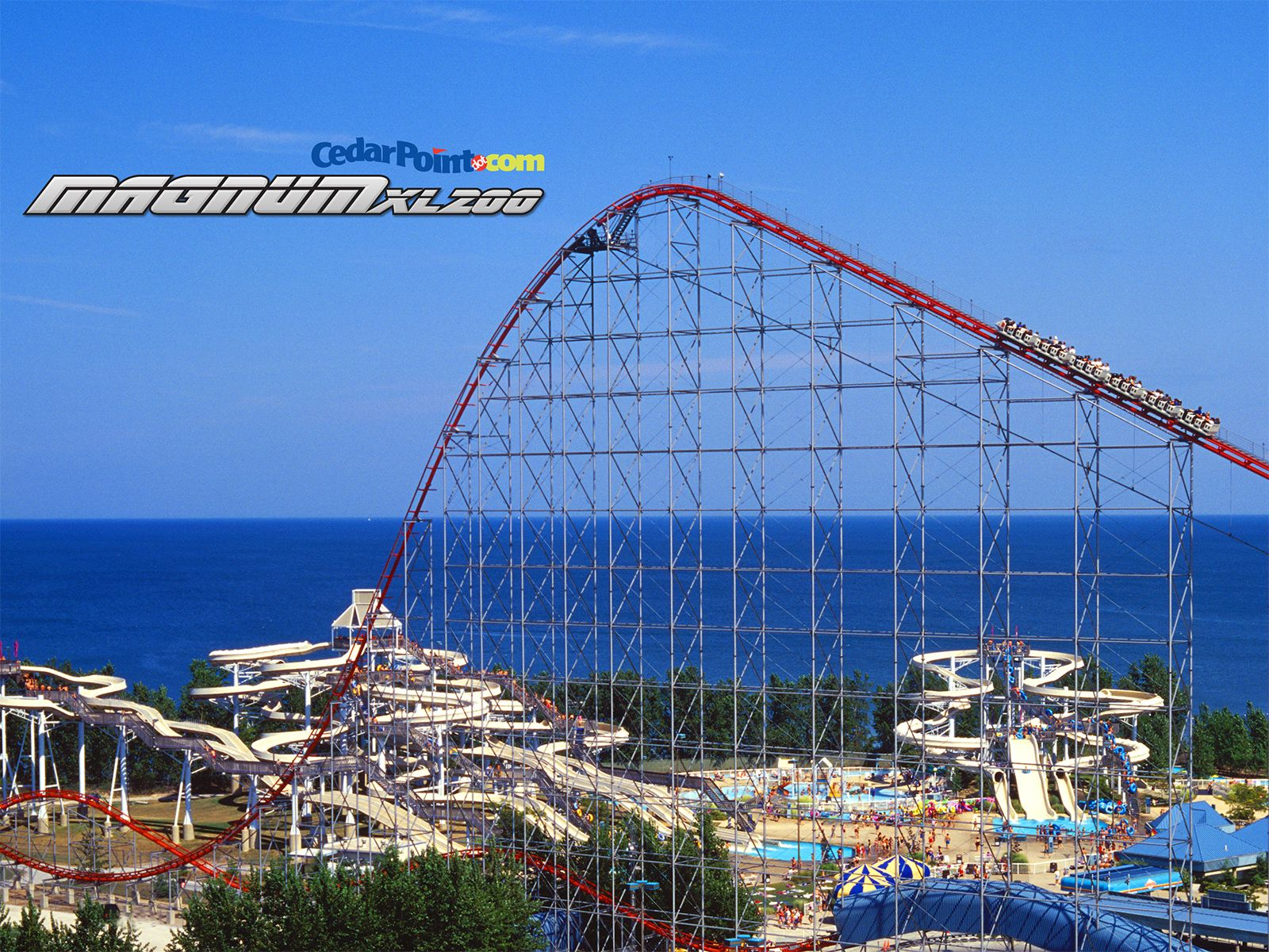 Magnum a classic that never gets old Roller coaster