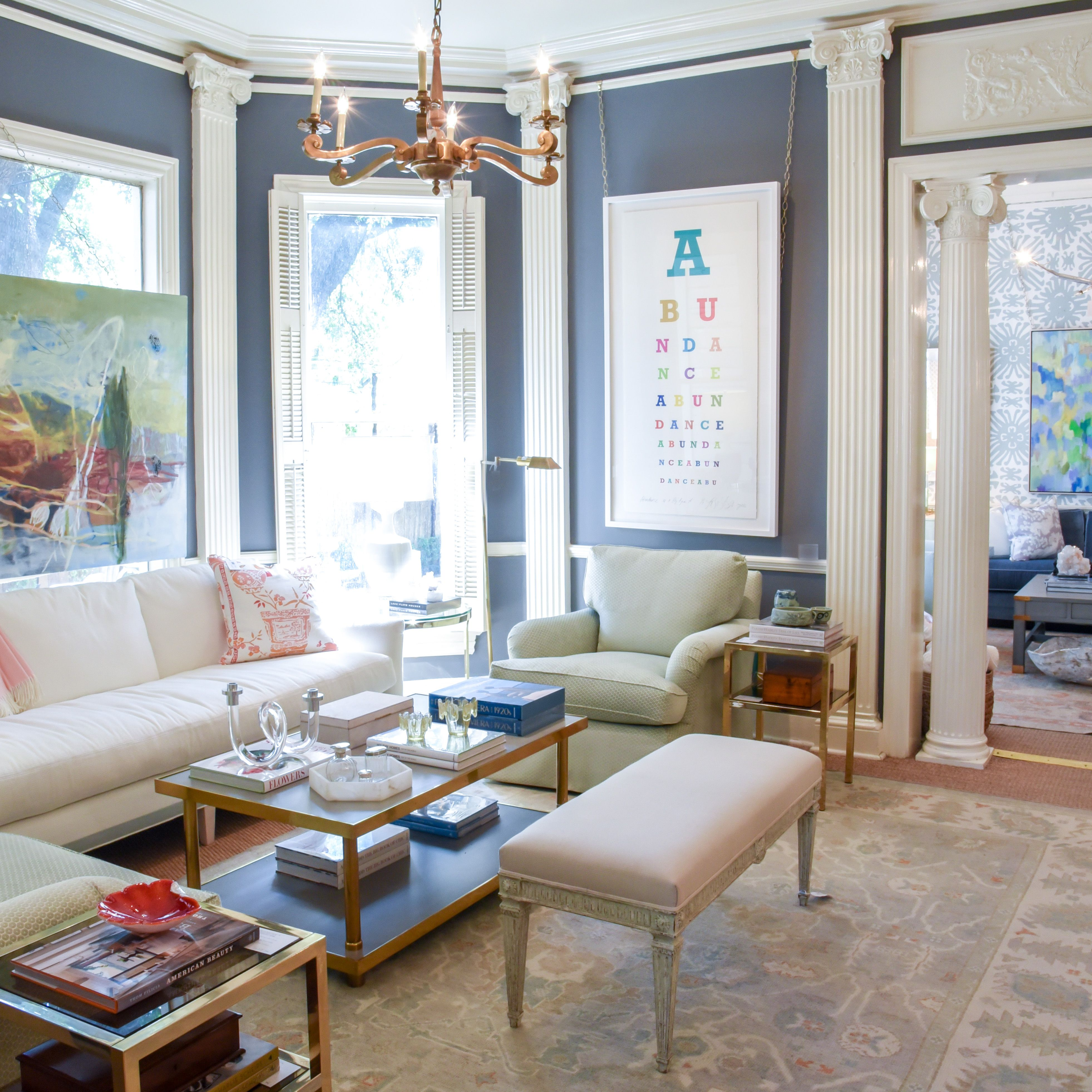Benjamin Moore Colors For Your Living Room Decor: Benjamin Moore Steel Wool Gray Paint Color