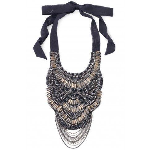 Stella & Dot Limited Edition - Virginia Bib Necklace-- LOVE!