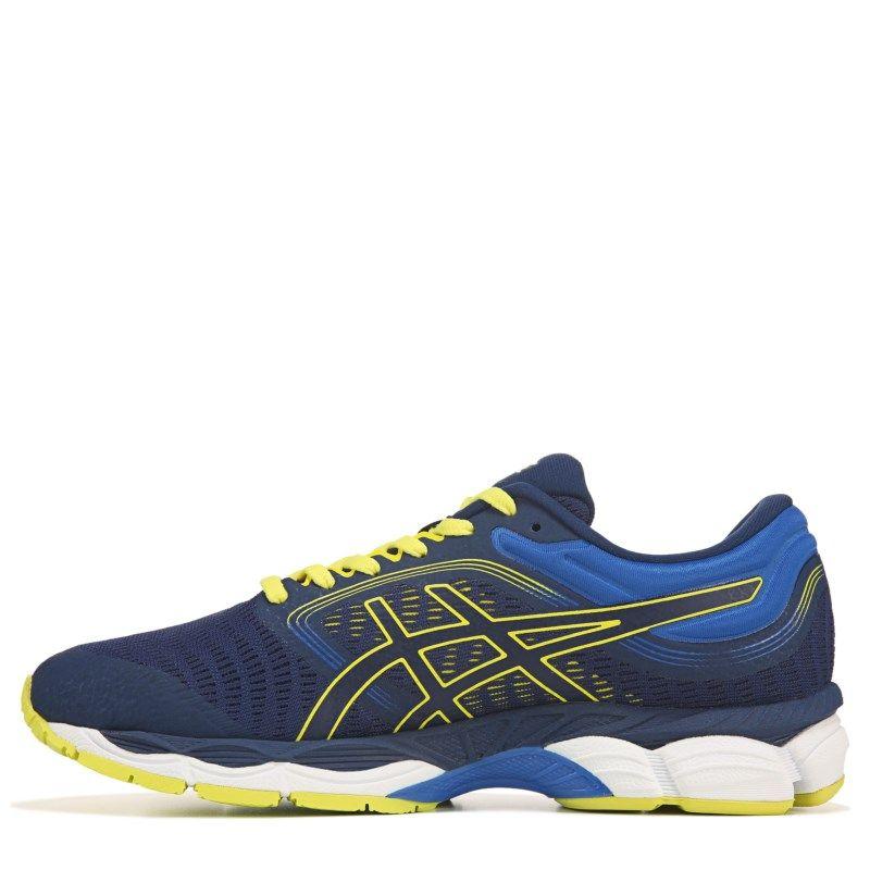 chaussure de running femme asics gel ziruss bleue
