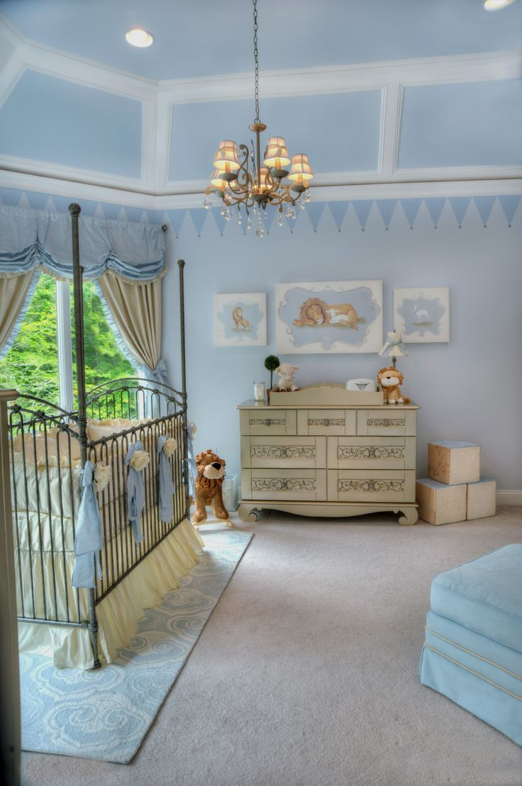 Nursery Design Ideas baby room ideas nursery themes and decor hgtv Royal Prince Nursery Prince Baby Nursery Design Ideas Fairytale Room By Celebrity Nursery Designer