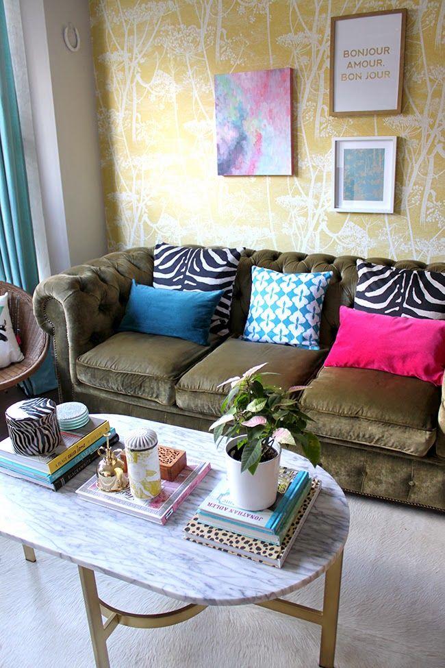 Bon Marble Oval Coffee Table