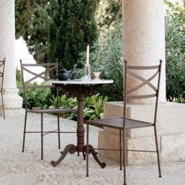 Muebles De Forja Para Terraza Y Jardin Coleccion Monaco Muebles - Muebles-de-forja-para-jardin