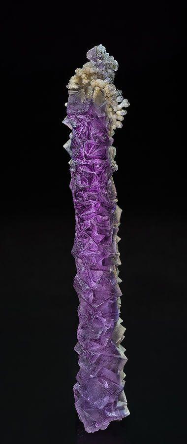 Fluorite & Calcite, China