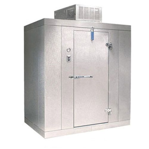 Nor Lake Kold Locker 6 Indoor Walk In Cooler 4 X 5 Floor Plan Rig Walk In Freezer Indoor Storage