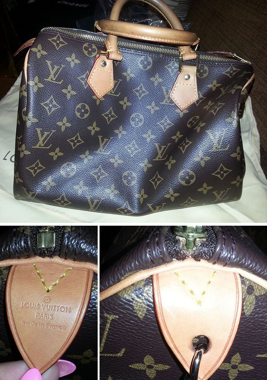 super fake authentic Louis Vuitton bag authentication examples  3d1768f9a2c2b