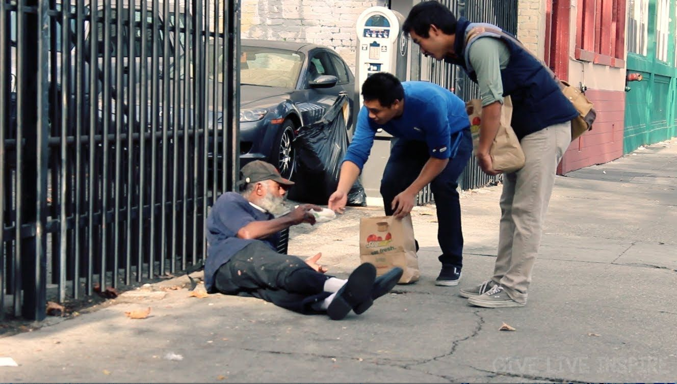 Open Handed Help Helping The Homeless Random Acts Of Kindness Help The Poor