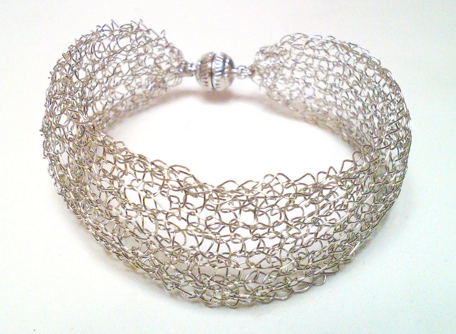 How to Crochet Jewelry Patterns | Bead Crochet Gallery: Bead Crochet ...