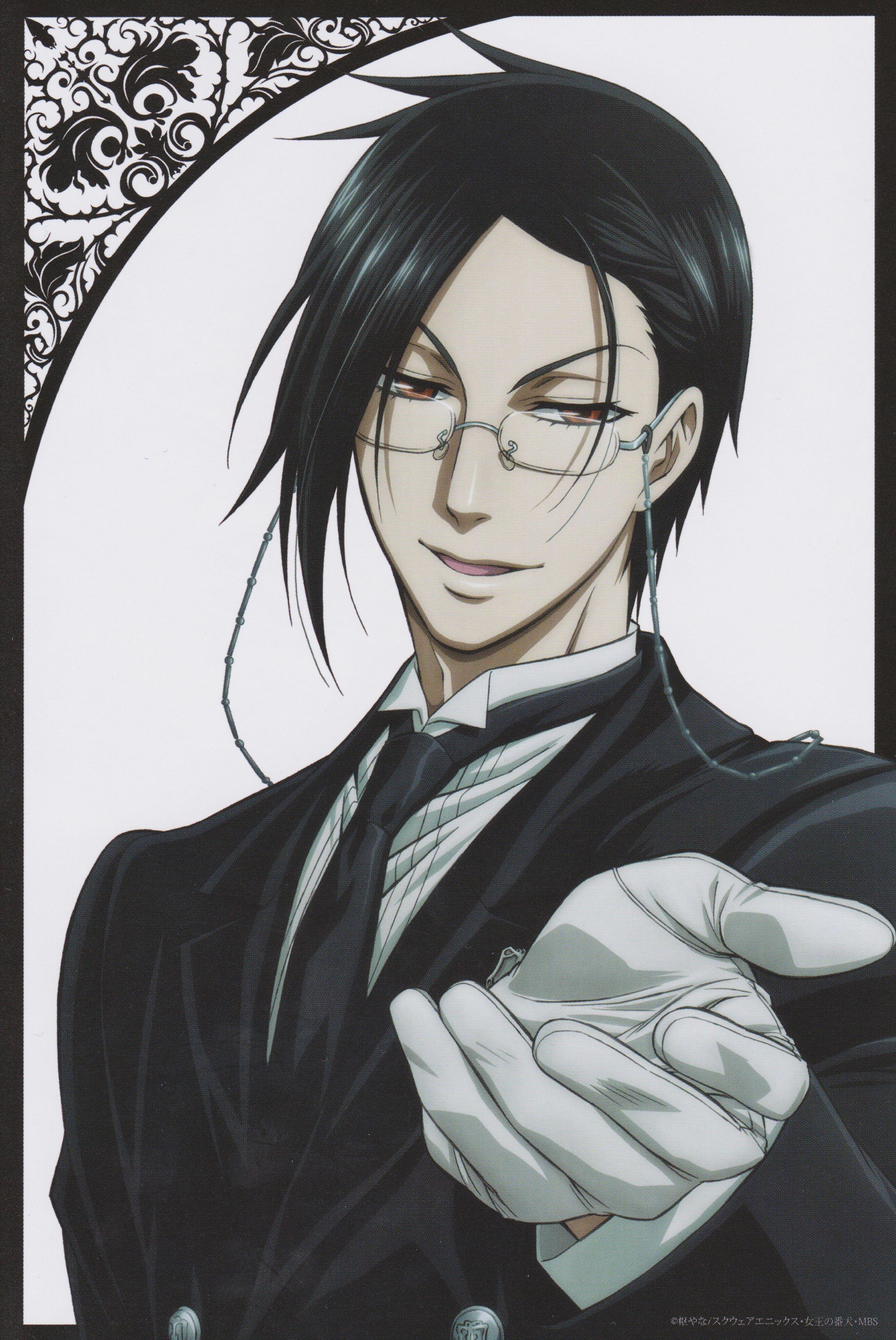 Pin En Kuroshitsuji Black Butler
