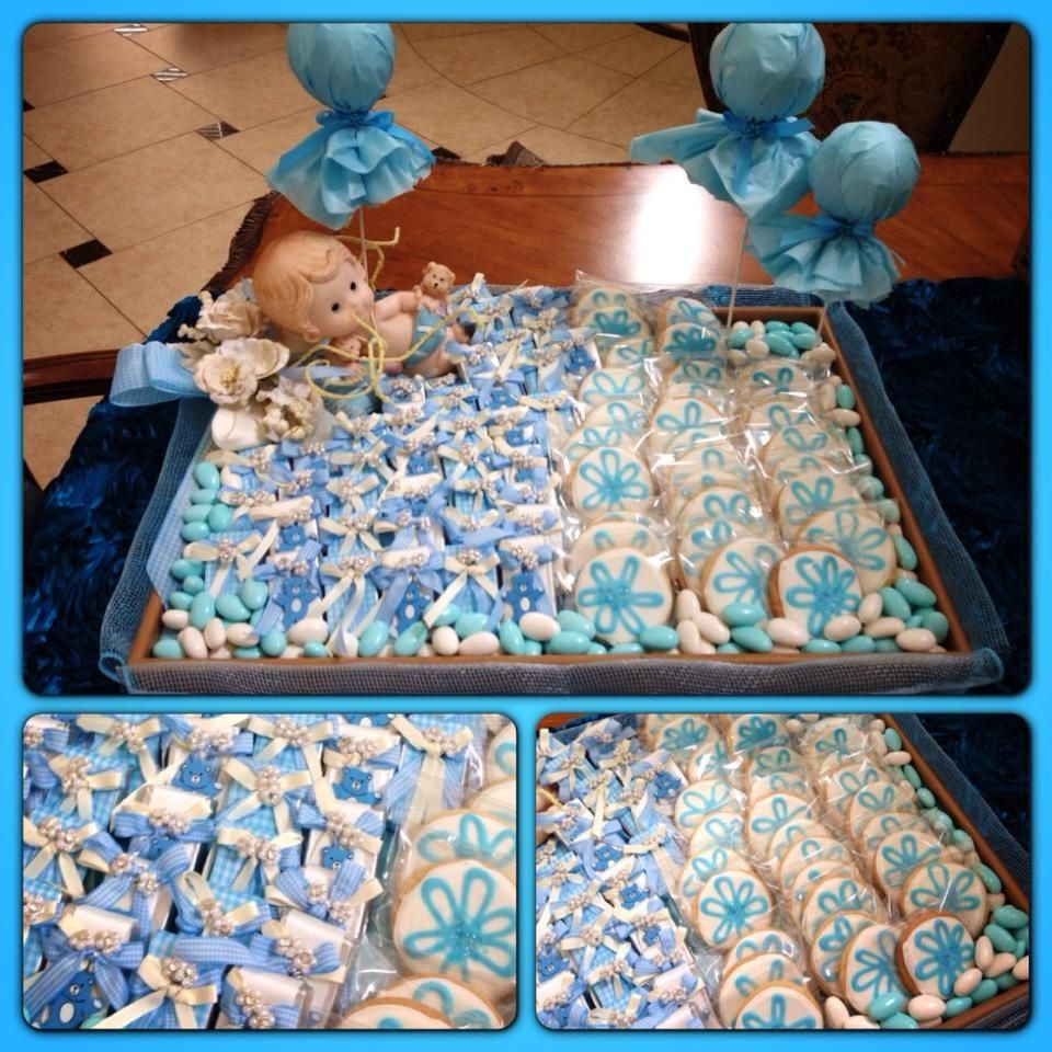 Baby Tray Decoration Welcoming Baby Boy Baby Boy Chocolate Arrangement Chocolates