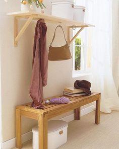 Astounding 12 Diy Storage Ideas Like Recessed Shallow Shelf Behind A Creativecarmelina Interior Chair Design Creativecarmelinacom