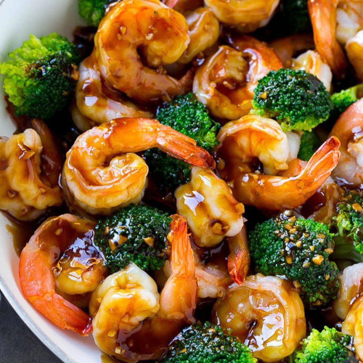 Honey Garlic Shrimp Stir Fry - My Recipe Magic #asian #stirfry #dinner #shrimprecipes #stirfryshrimp Honey Garlic Shrimp Stir Fry - My Recipe Magic #asian #stirfry #dinner #shrimprecipes #stirfryshrimp