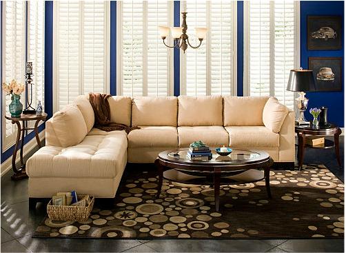 Beige Brown Blue Living Room Living Room Pinterest