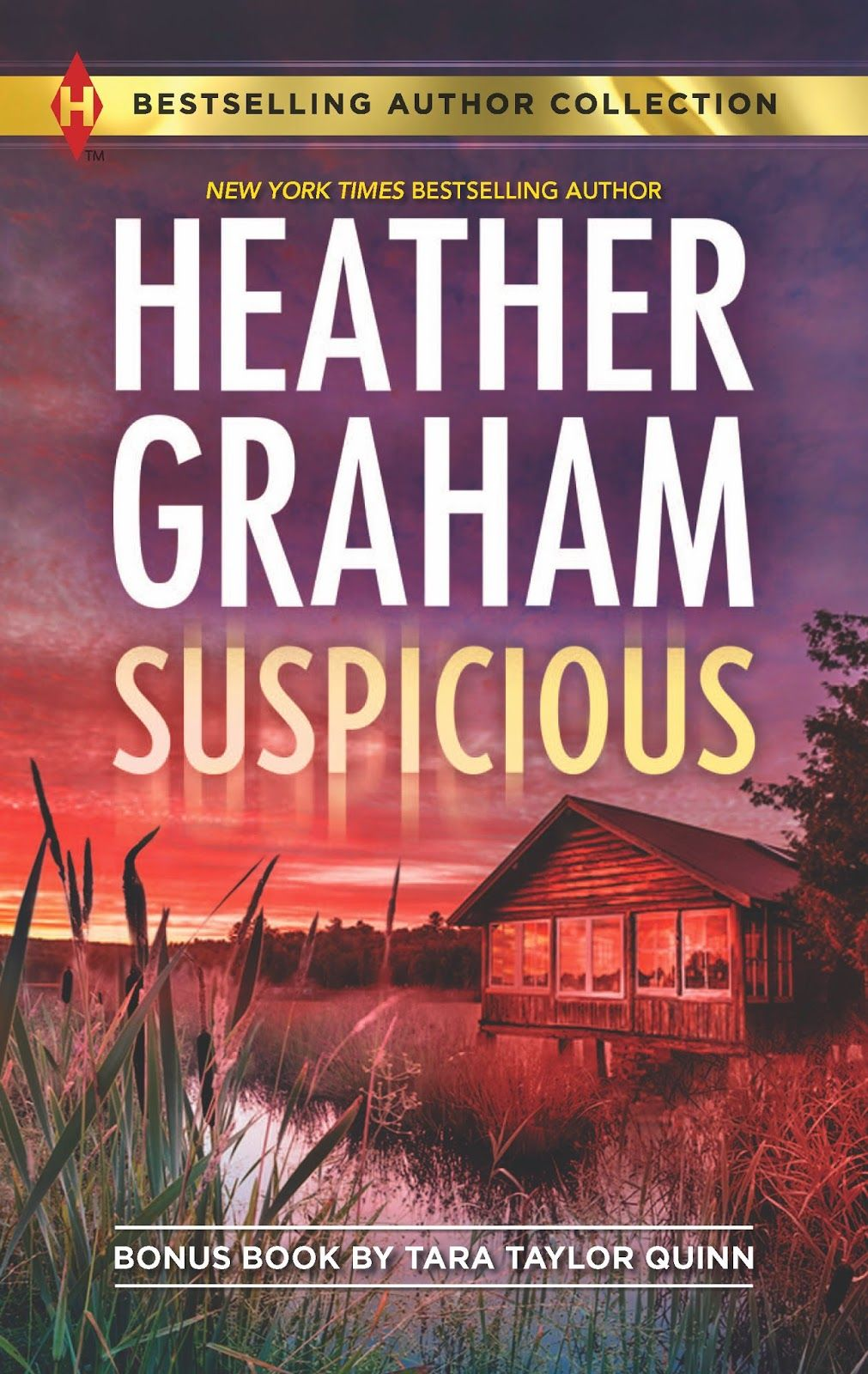 Blog Tour: Suspicious & The Sheriff of Shelter Valley By Heather Graham &  Tara Taylor Quinn #Giveaway - Diana's Book Reviews