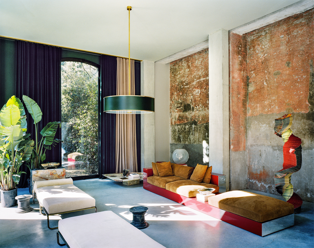 house and interiors. Private House In Tuscany By Vincenzo De Cotiis  And