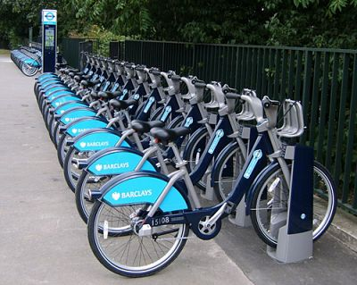 Central London Bike Hire England Travel Guide Cycling In London