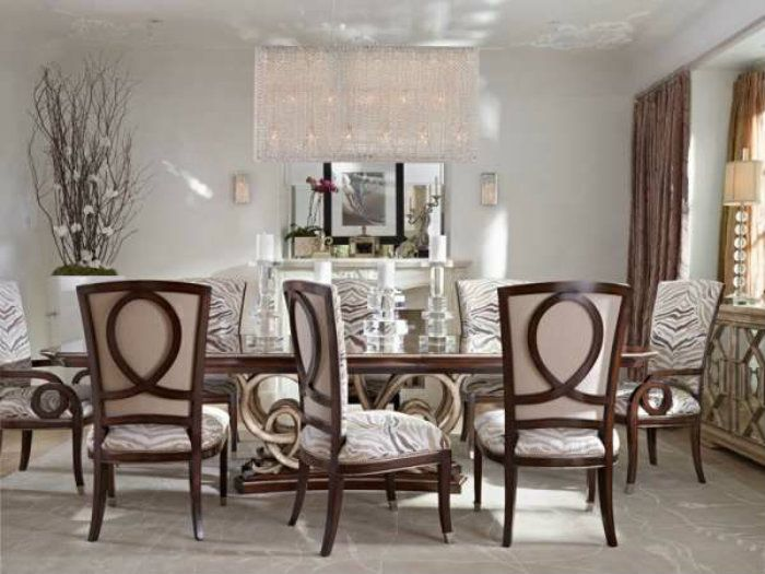 High Point Market Best Of Marge Carson Luxury Dining Room