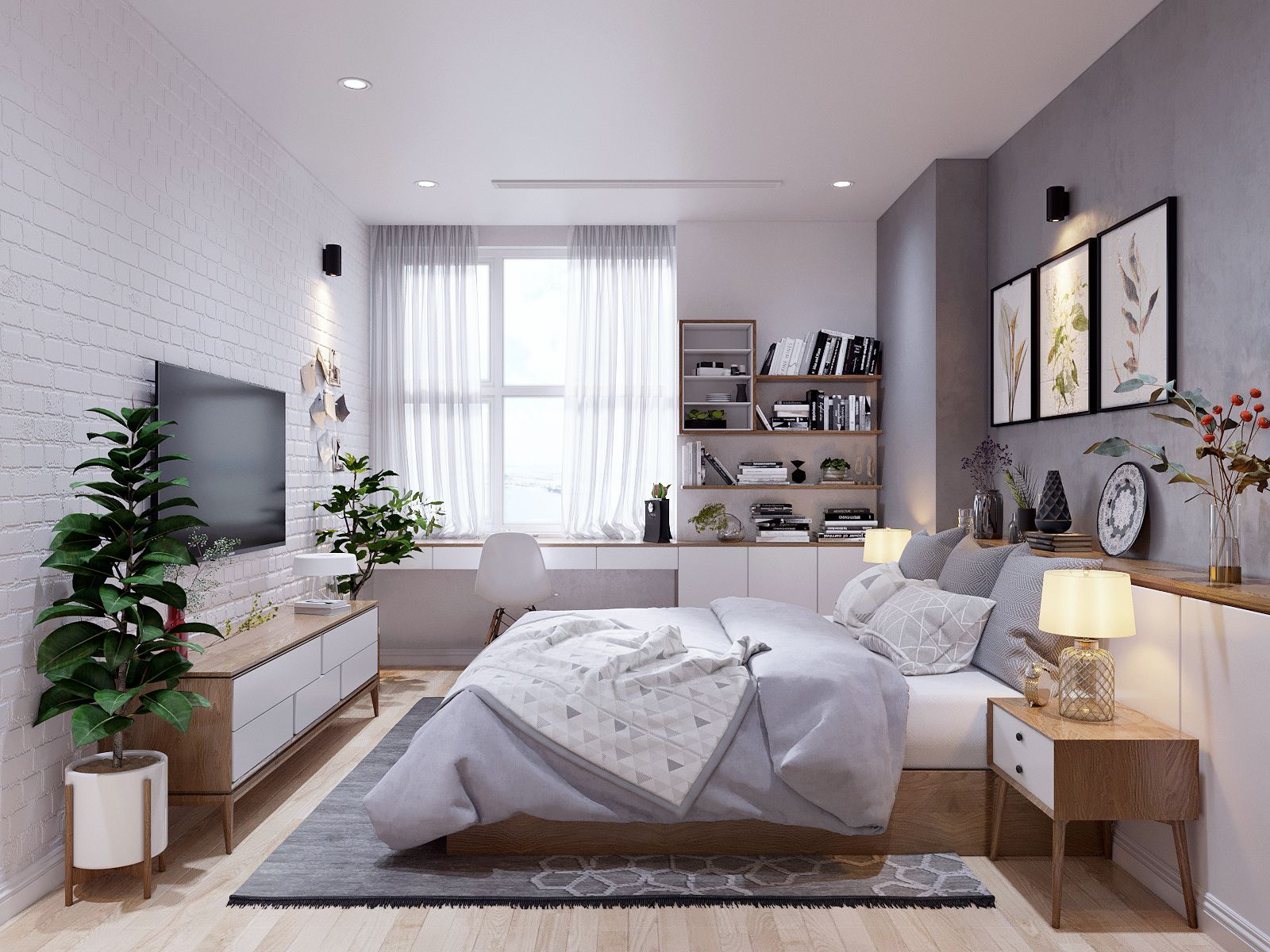 As You Will See In This Post The Scandinavian Design Aesthetic Can Be An Ideal Bedroom Interior Scandinavian Bedroom Decor Modern Scandinavian Bedroom Design