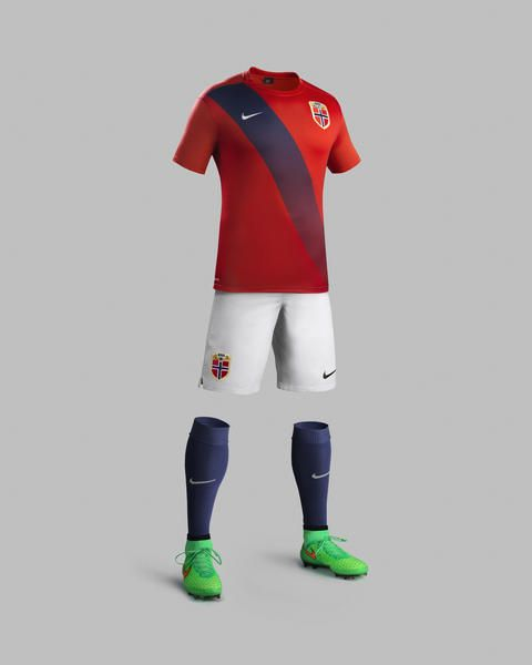 fb7078bd07b First Norway National Team Kits by Nike Honor Team s Heritage ...