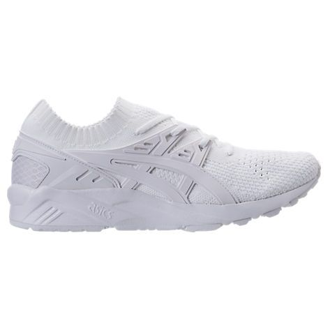 asics asics men's gelkayano trainer knit low casual shoes