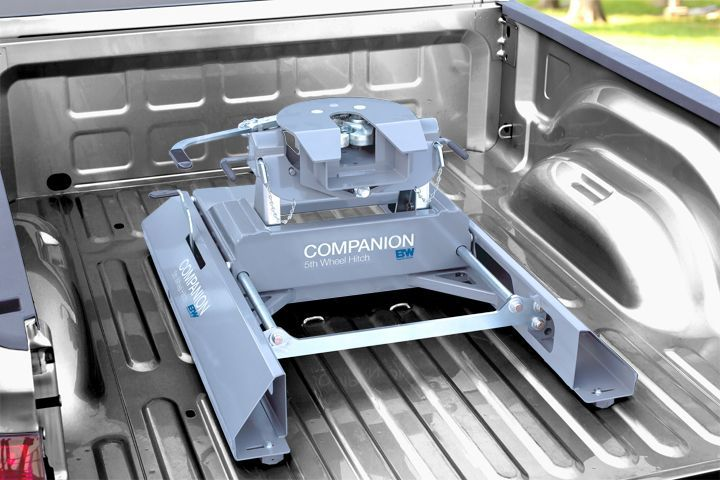Companion Slider 5th Wheel Hitch Fifth Wheel Hitch Tailgating Trailers 5th Wheels