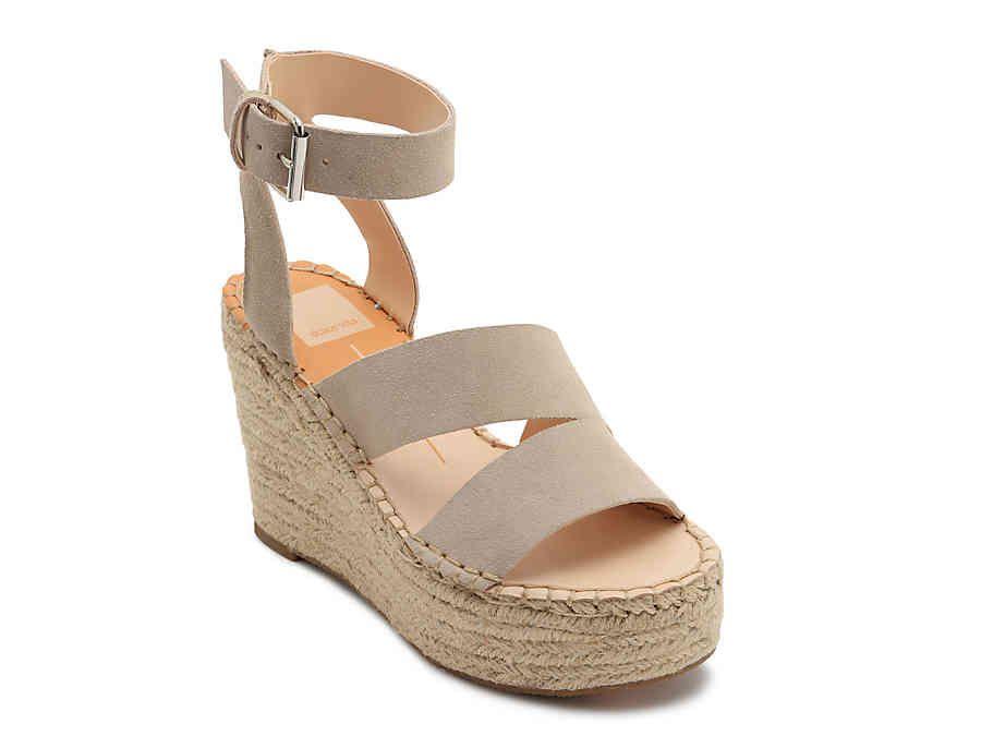Espadrilles wedges, Womens sandals
