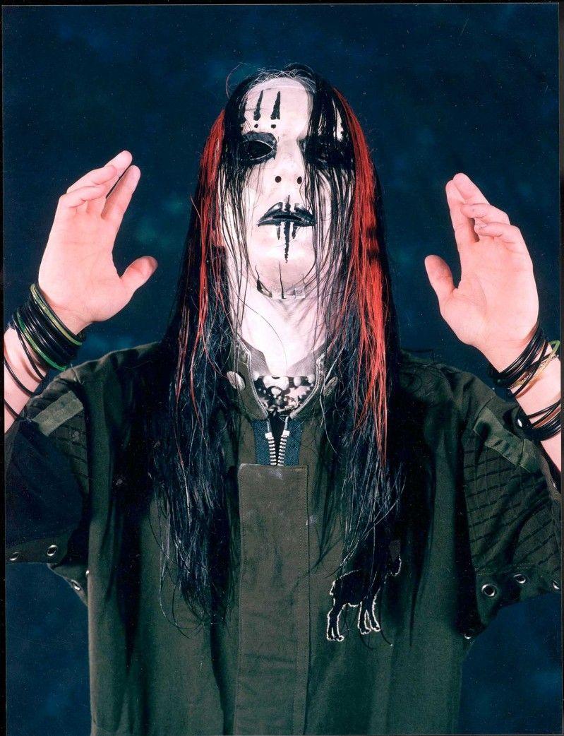 The Definitive History Of Every Slipknot Mask   Metals, Slipknot ...