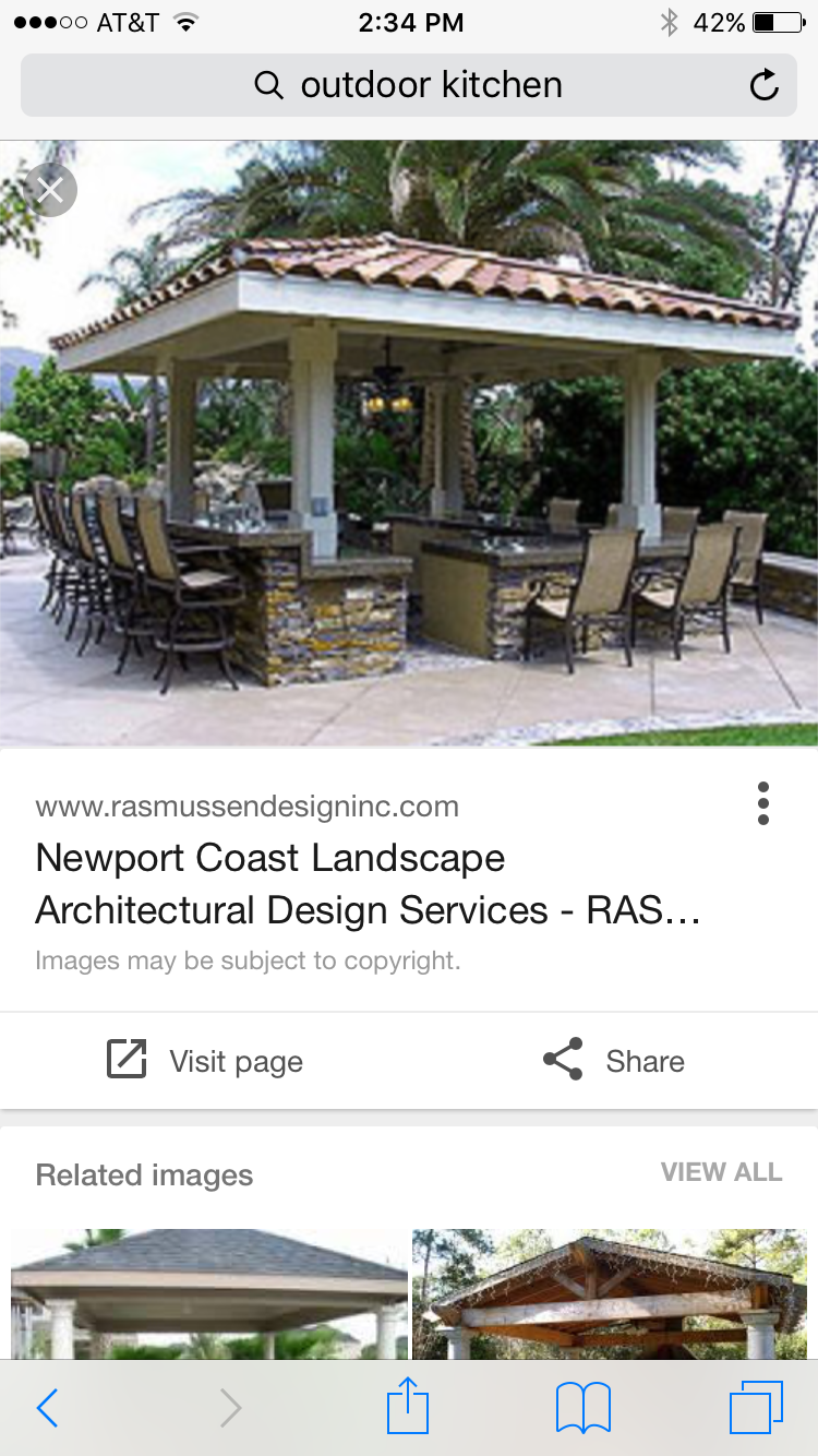Pin By Blair Lynn On Outdoor Kitchen Outdoor Structures Outdoor