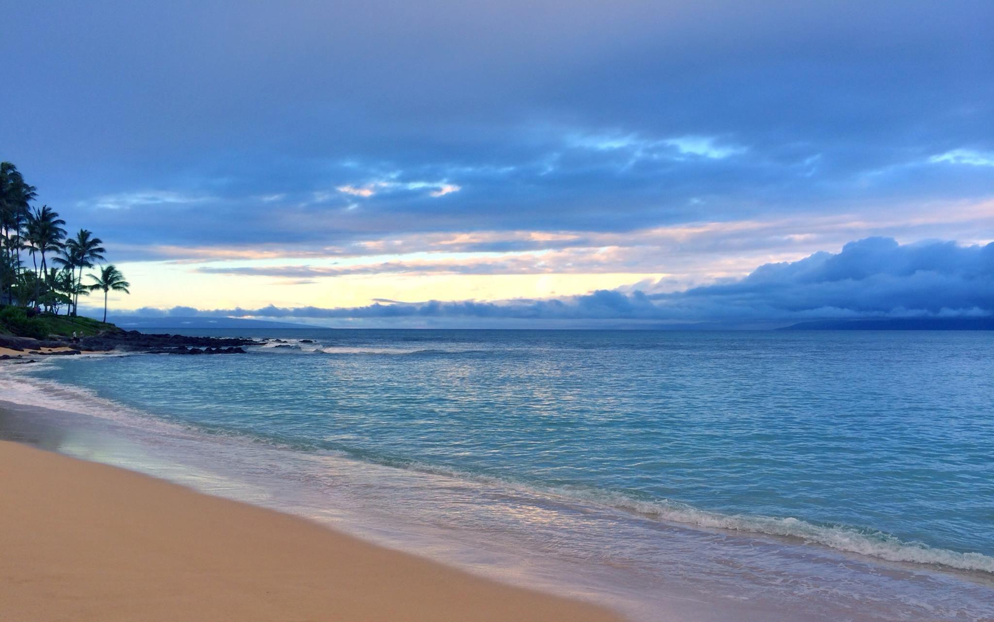 Napili Bay Maui, by Toby Neal