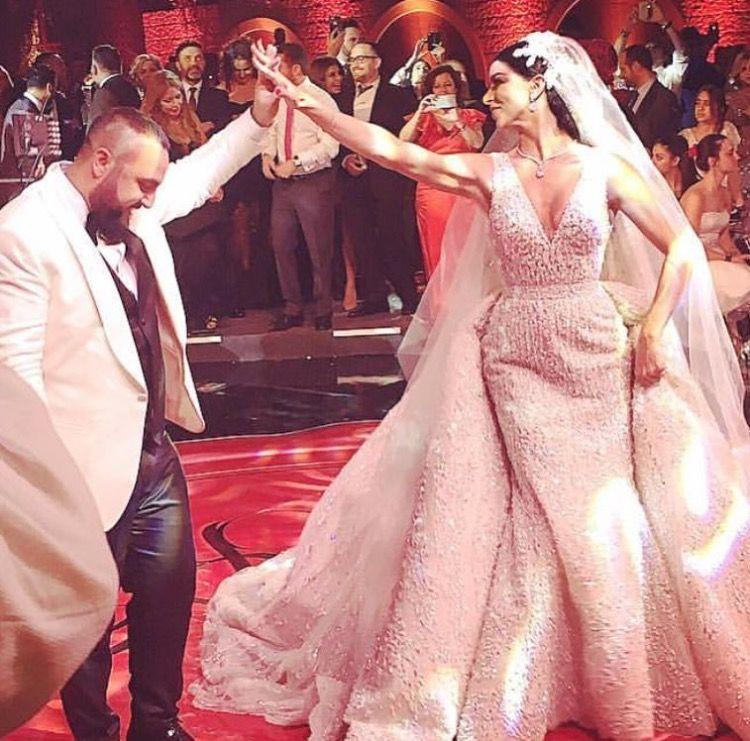 Rima Fakih wedding | Gowns Galore | Pinterest