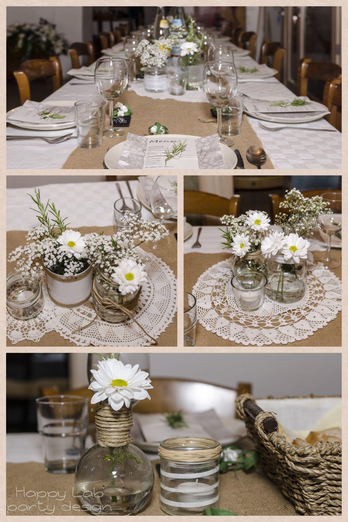 Matrimonio Rustico Como : Matrimonio rustico rustic wedding runner di iuta burlap pizzi