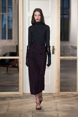 Protagonist Fall 2015 Ready-to-Wear Fashion Show: Complete Collection - Style.com